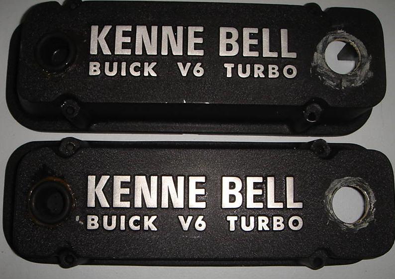 kenne bell v6 valve covers
