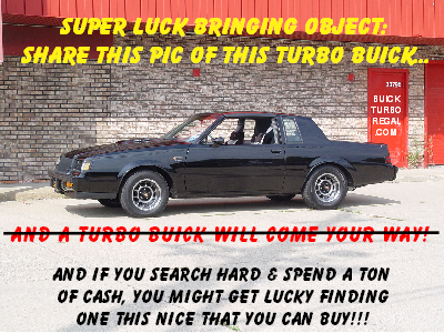 lucky buick