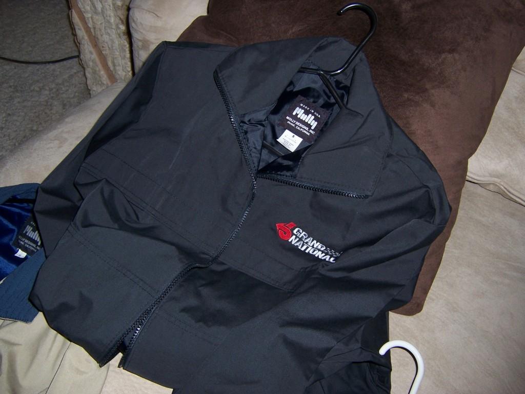 molly grand national jacket