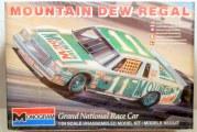 Monogram Buick Regal Model Car Kits