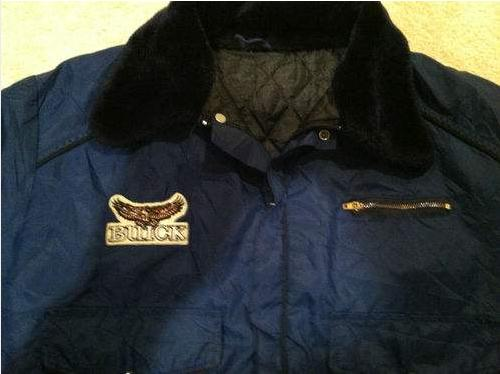 old buick racing jacket