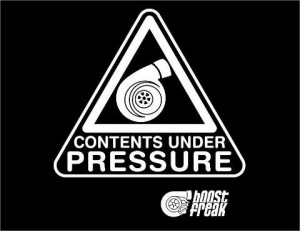 boost under pressure