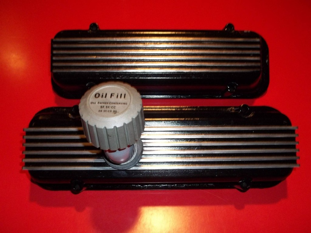 buick v6 valve covers