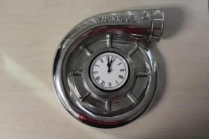 vortech turbo clock