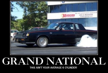 Buick Grand National Laughs & Giggles