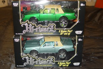 Motor Max 1987 Buick Regal Hi-Riserz King of The Road