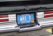 Turbo Regal Vanity License Plates