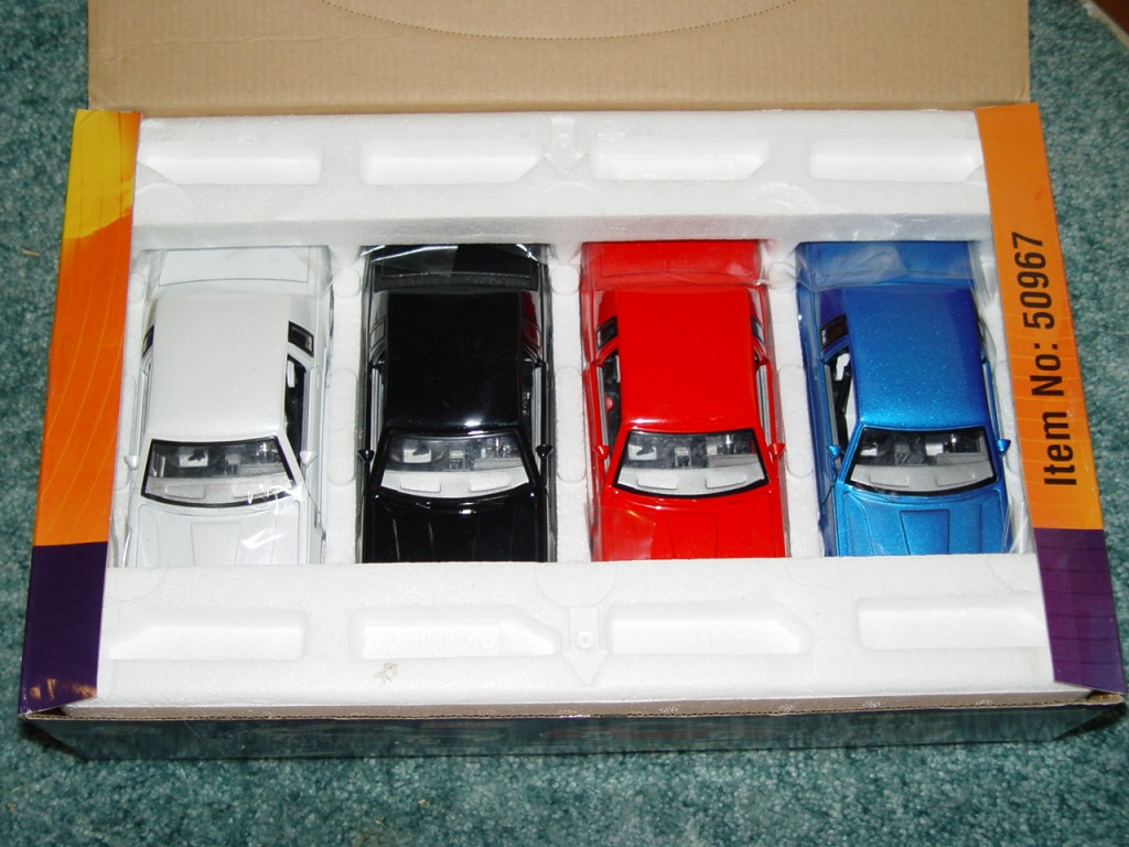 Dub City Old Skool Buick Regal Boxed Set