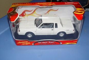 Motor Max American Graffiti 1987 Buick Regal