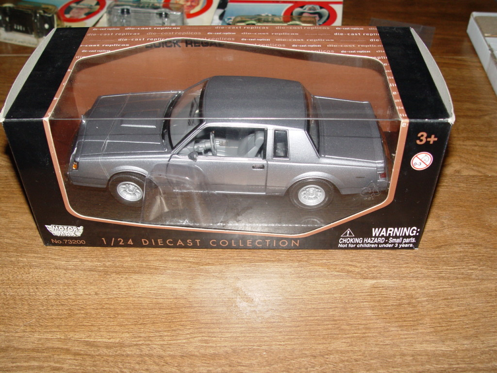 motor max 1987 Buick Regal Turbo T