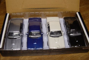 Motor Max 1987 Buick Regal Boxed Set