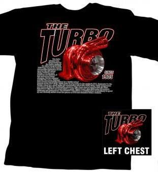THE TURBO TSHIRT
