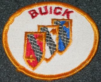 TRI SHIELD PATCH