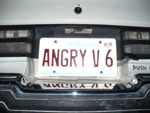 angry v6