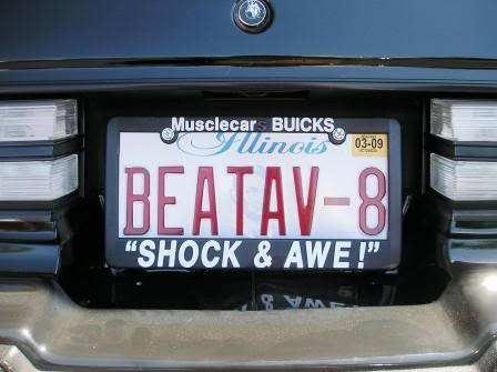 v6 beat a v8