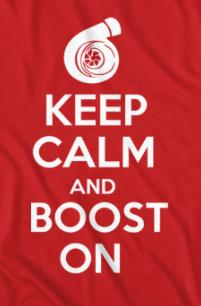 boost on