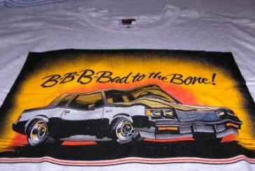Buick Regal GN Shirts