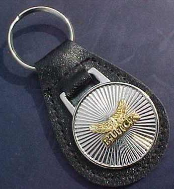 buick hawk keychain