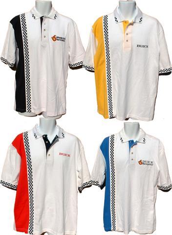 buick motorsports race theme shirts