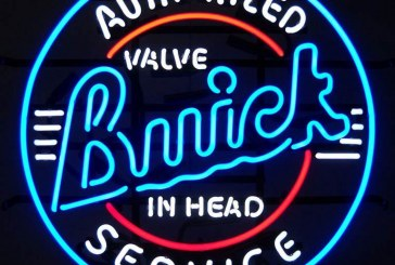 Buick Signs – Perfect Garage Decoration!