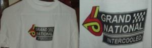 buick gn intercooled shirt