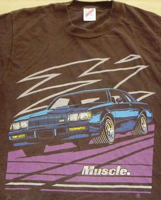 buick gnx muscle shirt