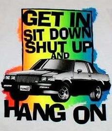 hang on tshirt