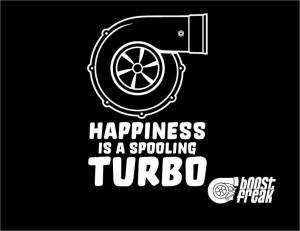 turbo happiness