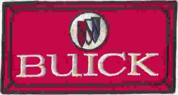 buick jacket patch