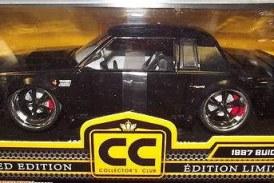 Jada Collectors Club Buick Grand National
