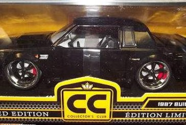 Jada Collectors Club Buick Grand National