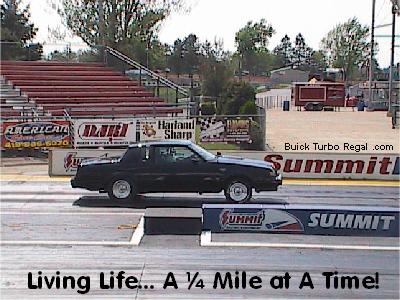 buick drag strip life