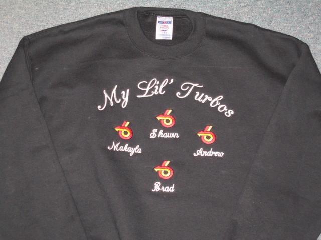 moms buick sweatshirt