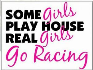 real girls go racing