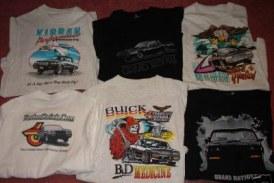 Buick Regal Grand National Shirt Collection