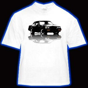 buick grand national silhouette