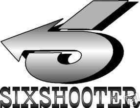 buick sixshooter tshirt