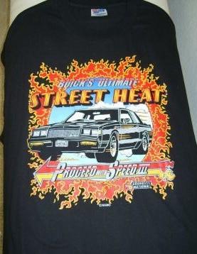 street heat shirt 1