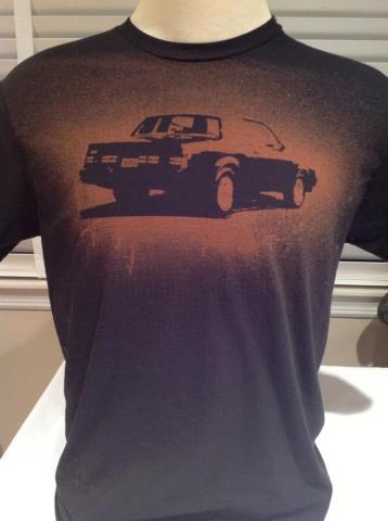 turbo buick gn shirt