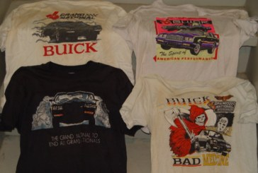 Buick Turbo Regal Shirt Collection