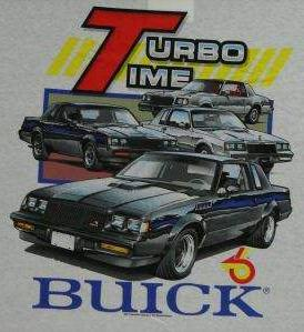 turbo time shirt