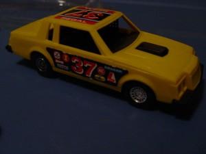 yellow strombecker turbo buick regal