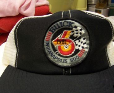 1981 INDY 500 HAT