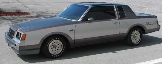 1982 buick no turbo