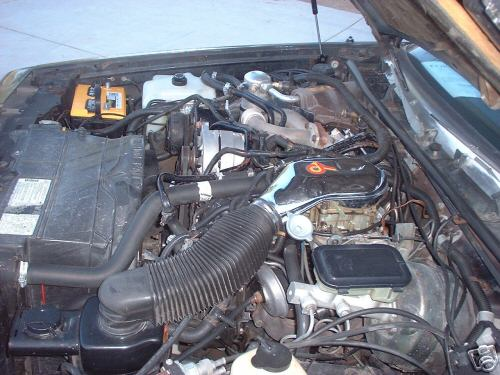 1982 buick turbo engine