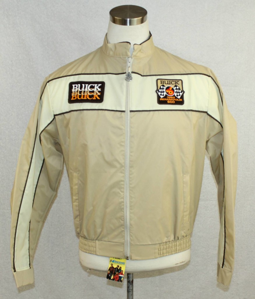 1983 buick indy 500 jacket 1