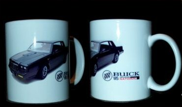 1985 Buick Grand National coffee mug