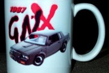 Buick GNX Coffee Cups Mugs