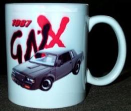 1987 buick gnx mug