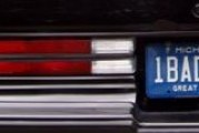 Turbo Regal Personal License Plates
